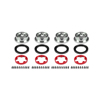Carisma 1.9 Alloy Beadlock Wheel Set (4): SCA-1E