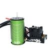 Castle Creations Mamba Monster X 8S 1/6 ESC/Motor Combo w/1717 Sensored Motor (1650kv)