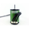 Castle Creations 1/10 4-Pole Sensored Brushless Motor, 1410-3800Kv: 4mm Bullet