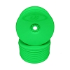 DE Racing SpeedLine Plus 1/8 Truggy Wheel (Green) (2)
