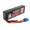 Dynamite 7.4V 5000mAh 2S 50C Reaction 2.0 Hardcase LiPo Battery: EC5