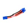 Dynamite EC5 Battery Parallel Y-Harness, 10ga