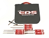 EDS Combo Tool Set With Tool Bag - 9 Pcs. (US Sizes)