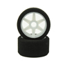 Enneti 1/12 On Road Front Light (37 Shore) (1pr)