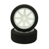Enneti 1/10 Touring Front 26mm (35 Shore) (ET-Light) (1pr)