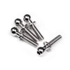 Hot Bodies Racing Ball Stud 4.8x5x10mm (4pcs)