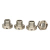 HB Racing Wheel Hex 17 x 6.7mm Light Weight (4pcs)