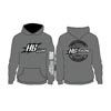 World Champion HB Racing Hoodie XL