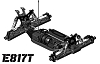 Hot Bodies Racing E817T 1/8 Competition Electric Truggy