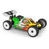JConcepts D819 S15 1/8 Nitro Clear Buggy Body (Lightweight)