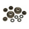 HB Racing Hard Differential Gear Set