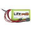 Hobbico LiFeSource LiFe 6.6V 3200mAh 10C Receiver U