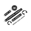 HPI Racing Transfer Case Shaft Set, Venture Toyota