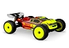 JConcepts Tekno NT48.3 Finnisher 1/8 Truggy (Clear) Body
