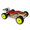 JConcepts Finnisher - TLR 8ight-T 4.0 Clear Body
