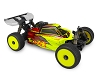 JConcepts S1 - Tekno NB48.3 Clear Body