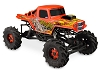 JConcepts Bog Hog, Mega (Clear) Truck Body