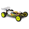 JConcepts P2 - Yokomo YZ2-DTM High-Speed Clear Body (Lightweight)