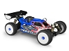 JConcepts Mugen MBX8 S15 1/8 Nitro Buggy Body (Clear) (Lightweight)