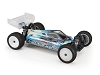 JConcepts RC10 B74.1 S2 Light Weight Body w/S-Type Wing (Clear)