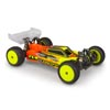 JConcepts New Release F2 TLR 22X-4 Clear Body (Light Weight)