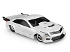 JConcepts 2019 Cadillac ATS-V Street Eliminator Drag Racing Body (Clear)