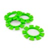 JConcepts Satellite Tire Glue Bands (Green) (4pcs)