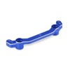 JConcepts B74 Aluminum +3mm Steering Rack (Blue)