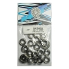 "J&T ""NMB"" Bearings for the HB Racing D817T Nitro Truggy"
