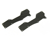 J&T HB D8T and E8T Evo3 Rear Carbon Fiber Arm Inserts