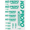 KO Propo America Green Decal