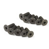 Kyosho Flat Head Screw (Hex) (M2.6x8) (10pcs)