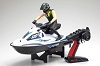 Kyosho Wave Chopper 2.0 Type 1 Electric Water Craft (Blue)