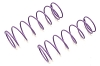 Kyosho Big Shock Spring (8-1.5/L=70) (Light Purple) (2)