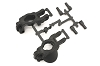 Kyosho Front Hub Carrier Set (L,R / 17.5°) (MP9)