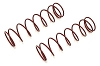Kyosho Big Shock Spring (8-1.5/L=81) (M Red) (2)