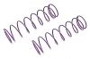 Kyosho Big Shock Spring (M/Light Purple) (9-1.5/L=81) (2)