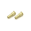 Kyosho MP10 1 Degree Brass Front Hub Carrier Bushing
