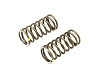 Kyosho Shock Spring (6.5-2.1/L=45) (Yellow) (2)