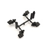 Kyosho MP10T Body Mount Set