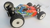LeadFinger Racing Assassin Body (clear) for 8IGHTe 4.0 Buggy