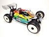 LeadFinger A2.1 Tactic Clear Body HB Racing D819/ E819