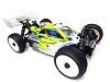 LeadFinger Racing A2.1 Tactic Body (Clear) w/ Scoop for Tekno NB40 2.0