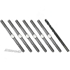 Lunsford 3.5mm SUPER DUTY Titanium Turnbuckle Kit for Team Associated RC10B6.2