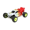 Losi 1/18 Mini-T 2.0 2WD Stadium Truck RTR (Red / White)