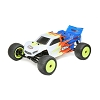Losi 1/18 Mini-T 2.0 2WD Stadium Truck RTR (Blue / White)