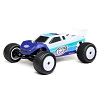 Losi 1/18 Mini-T 2.0 2WD Stadium Truck Brushless RTR (Blue)