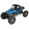 Losi 1/10 Night Crawler SE 4WD Rock Crawler Brushed RTR (Blue)