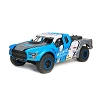 Losi 1/10 King Shocks Ford Raptor Baja Rey 4WD Brushless RTR with SMART (Blue)