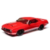 Losi 1/10 1969 Chevy Camaro V100 AWD Brushed RTR (Red)